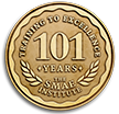 Celebrating 101 Years - Training to Excellence